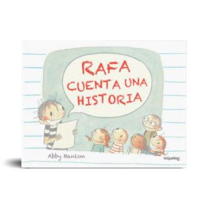 Rafa cuenta una historia
