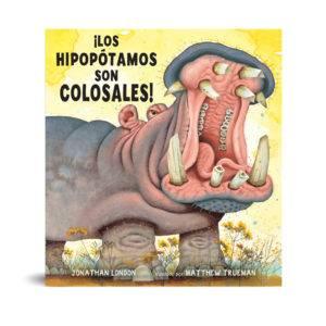 ¡Los hipopótamos son colosales!
