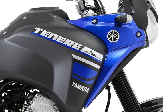 Yamaha Ténéré XTZ 250 – 2018