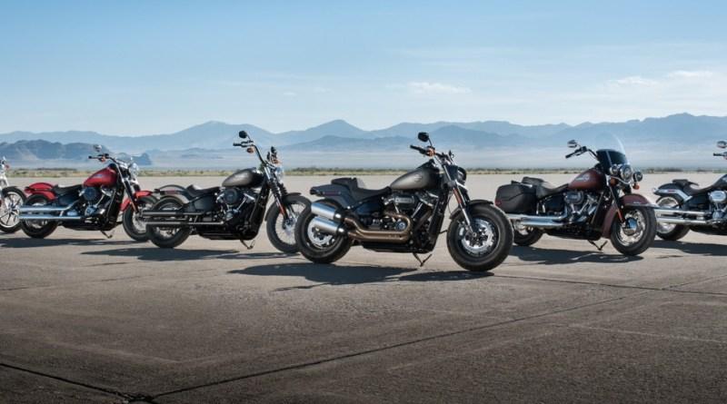 Harley Davidson – modelos 2018