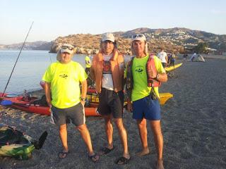 Crónica del 9º Concurso de pesca en kayak Cabopesca en Salobreña