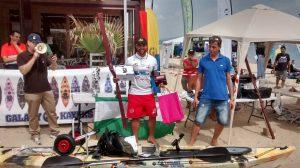 Crónica IV Campeonato de Andalucía pesca en kayak.