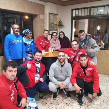 «Cantando bajo lluvia» Crónica del V Open de Pesca en Kayak Villa de Estepona.