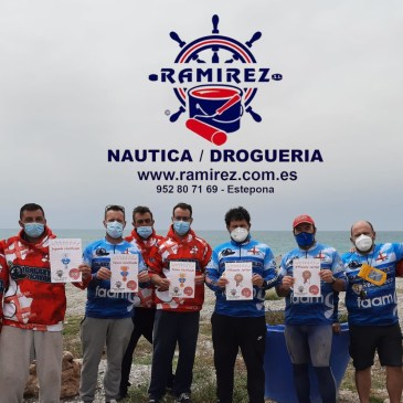 «I social 2021 con Náutica Ramírez en Adra»