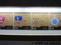 En este sector figuran algunos clubes chilenos como Colo-Colo, U. de Chile y la Unión Española