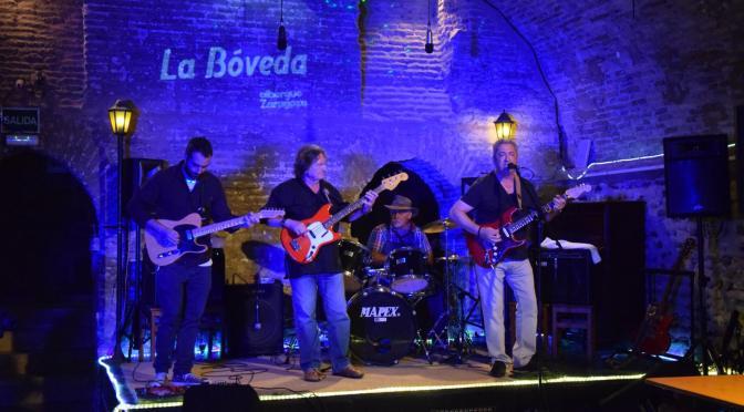 Vivo Rock En Concierto: La Banda De Medianoche