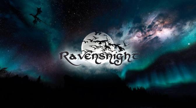 Ravensnight en Vivo Rock En Concierto