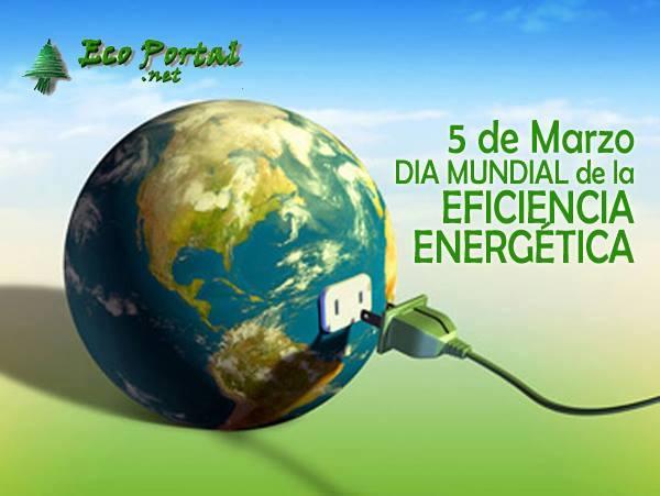 5 de março - Dia Mundial da Eficiência Energética