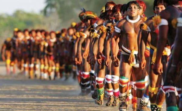Jogos Indígenas - Foto: Google Imagens