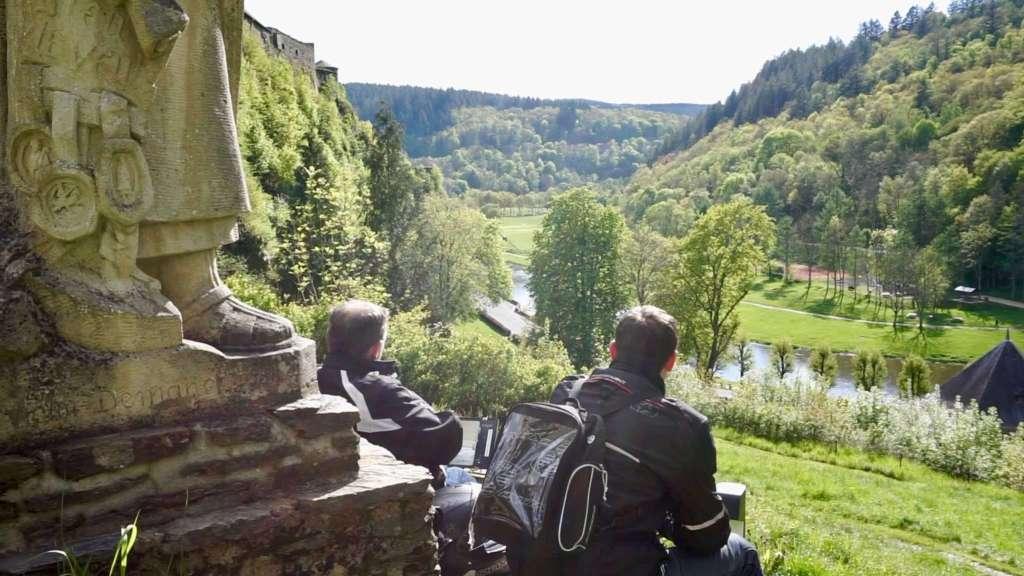 VivrArdenne - Roadtrip Moto Ardenne