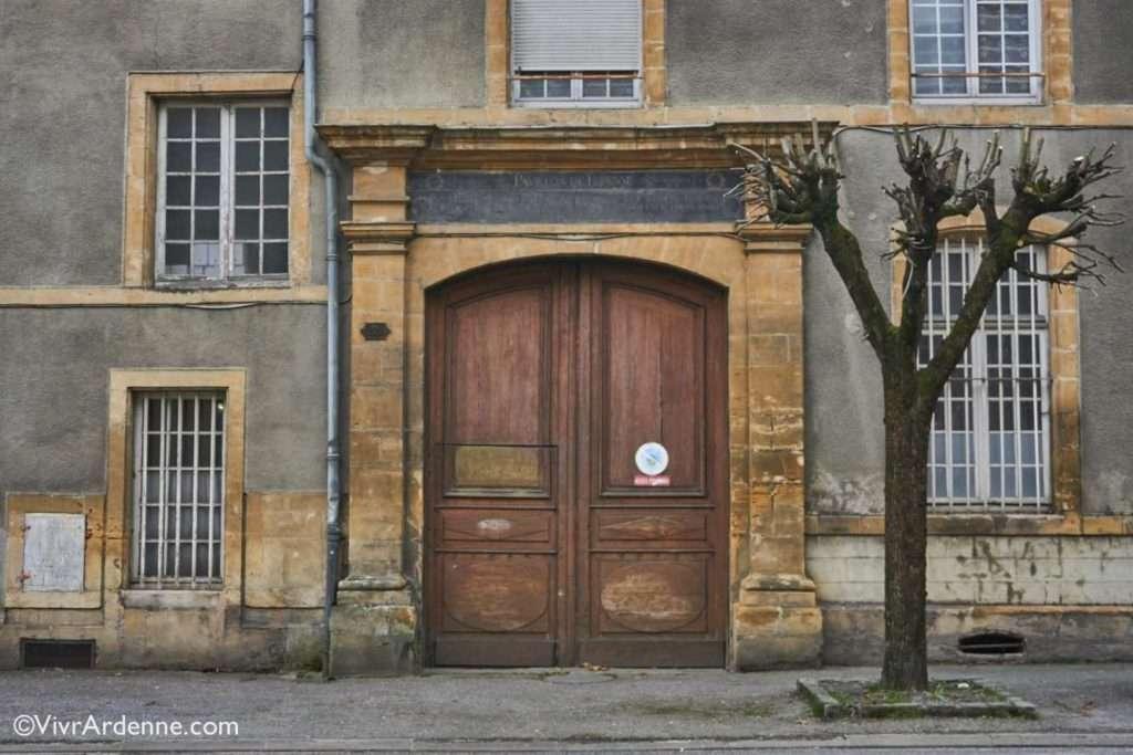 VivrArdenne - Hôpital et Chapelle Saint Vincent de Paul de Sedan