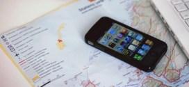 cartes du Maroc sur iphone