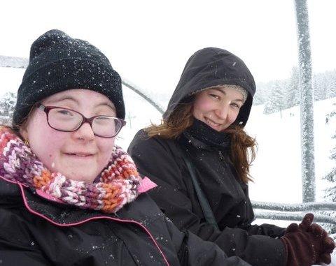 vivre le handicap à la montagne 2