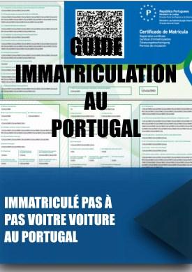 immatriculation au portugal