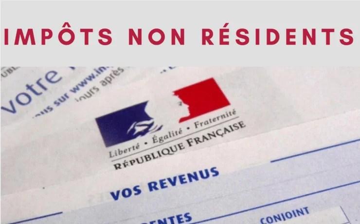 non résident français