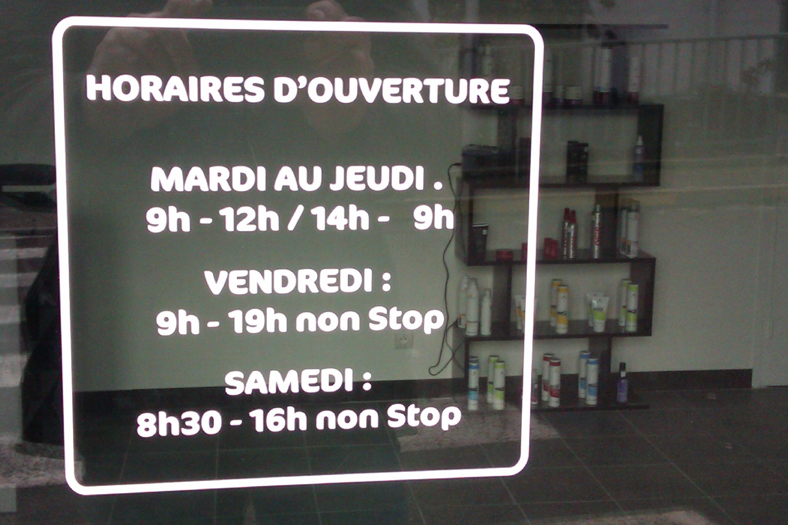 salon de coiffure C dans lhair  Valsonne  Vivre  Valsonne