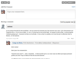 disqus plugin blog