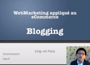 blogging ecommerce