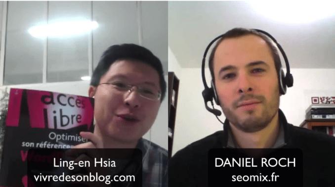 Daniel Roch interview