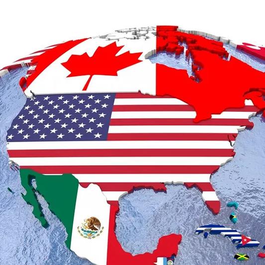 Amérique du nord