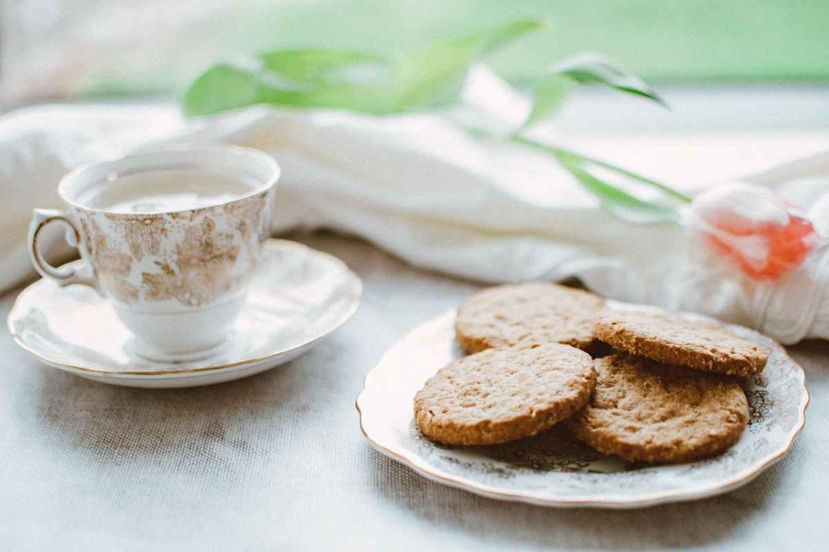 brown cookies