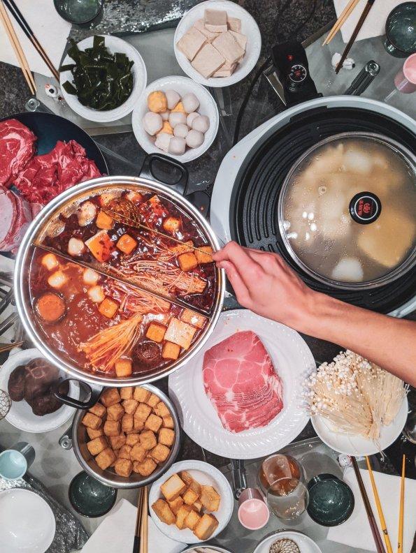 Taiwan food guide hot pot