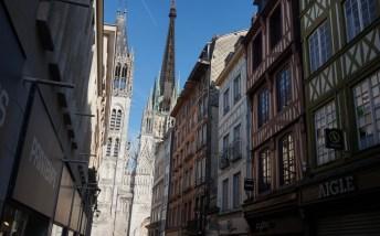 Rue Gros Horloge - Rouen