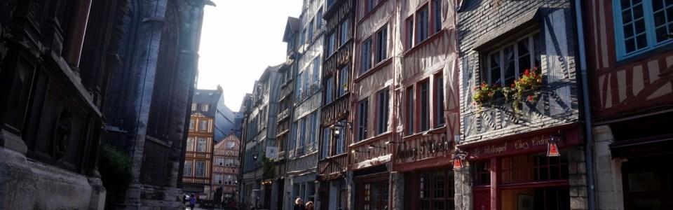 Rue Martainville – Rouen