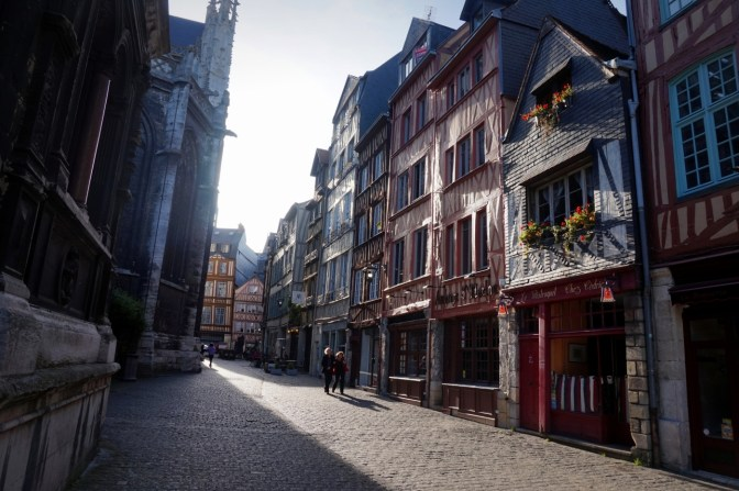 Rue Martainville - Rouen