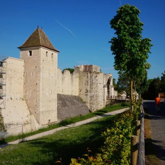 Porte Saint-Jean, Provins