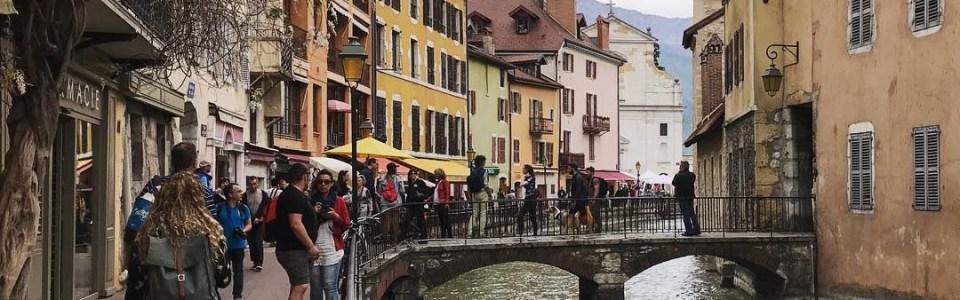 Khu phố cổ Annecy