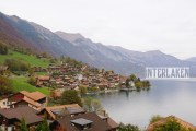 Interlaken và vùng lân cận