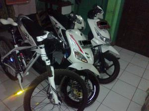 my white
