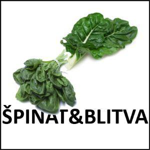 Blitva&Špinat