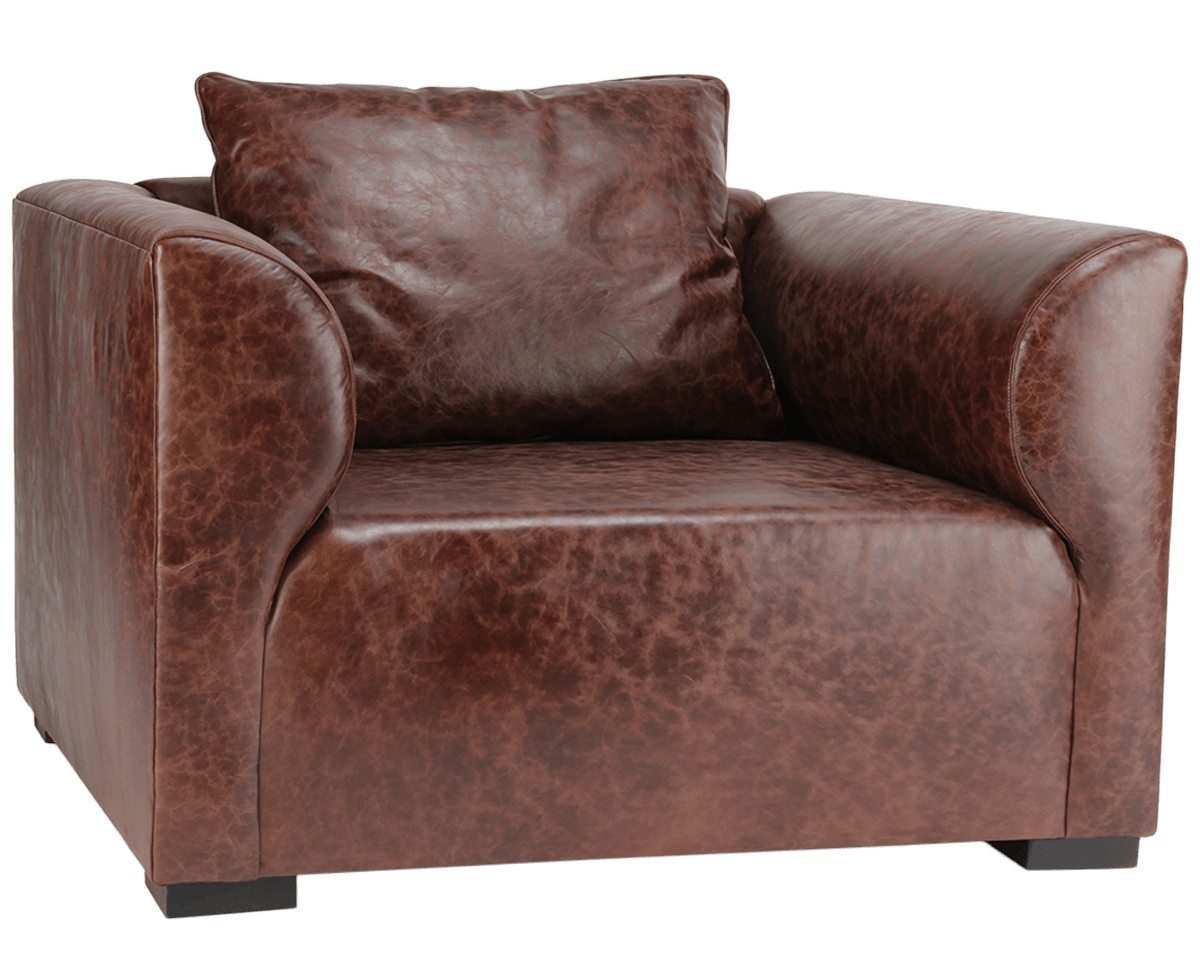 Cigar Lounge Chairs How The Masculine Style Can Work In Any Room Viyet