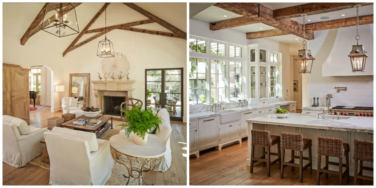 The 7 Rules For Achieving The French Farmhouse Look