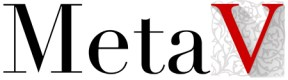 MetaV Front Logo