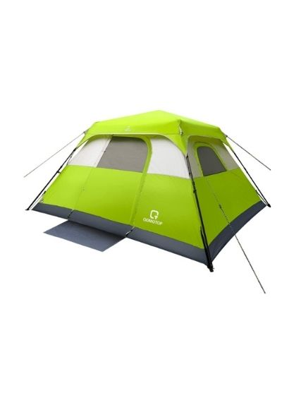 Qomotop Tent : qomotop, Camping, Ultimate, Experience
