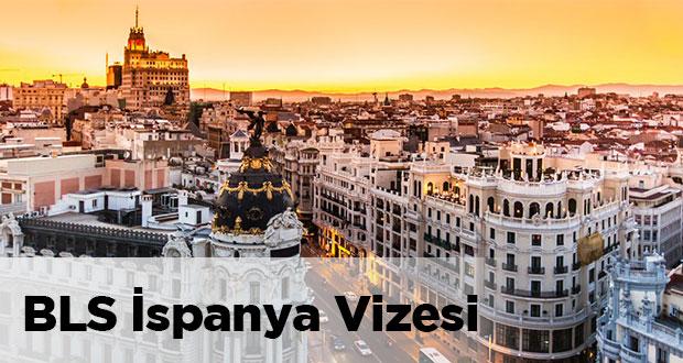 BLS İspanya Vizesi