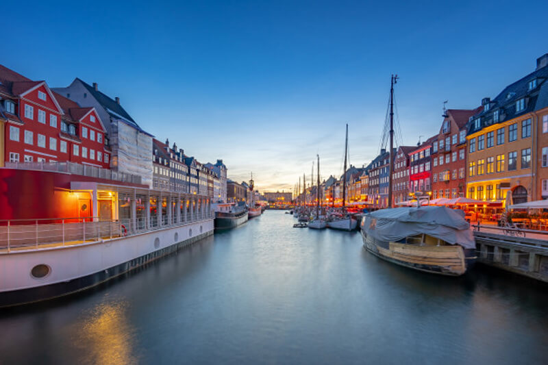 Danimarka vize islemleri