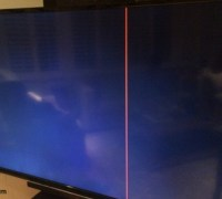 Line Defects On Vizio TV Screens