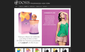 Dosis Latina - WordPress Web Design by vizRED