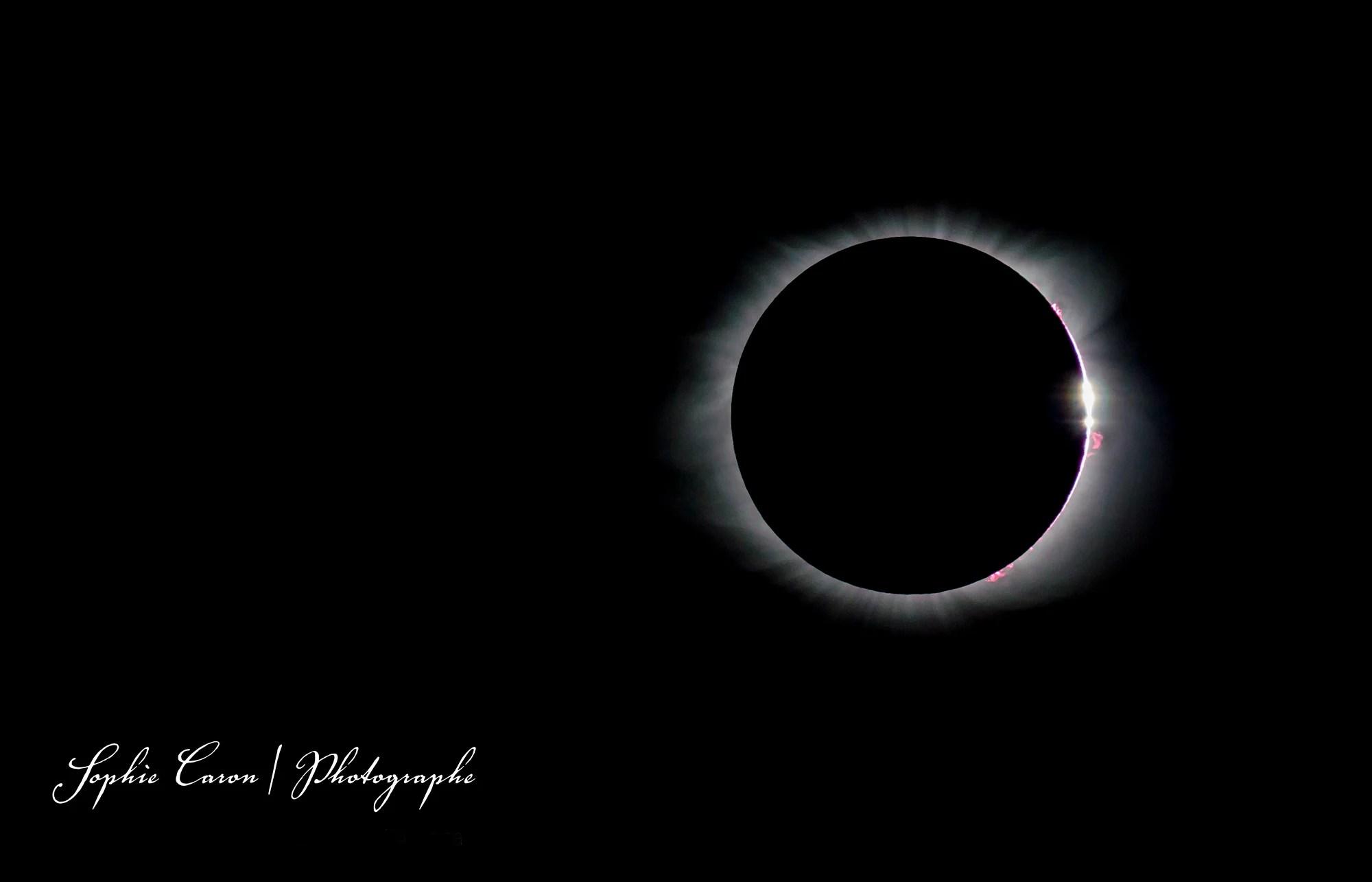 Éclipse solaire 2017