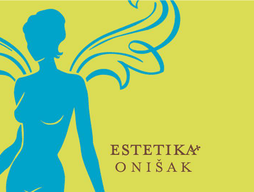 New identity and business stationery for the aesthetic surgery Estetika Onišak - illustration