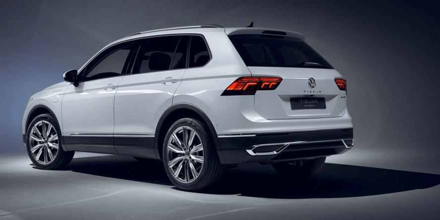 Volkswagen Tiguan Hybrid