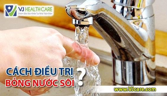 bỏng nước sôi và cách điều trị bỏng nước sôi ASIA Health