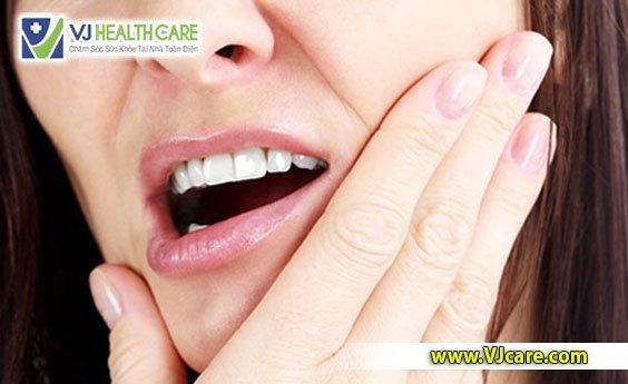 chữa đau răng tự chữa đau răng