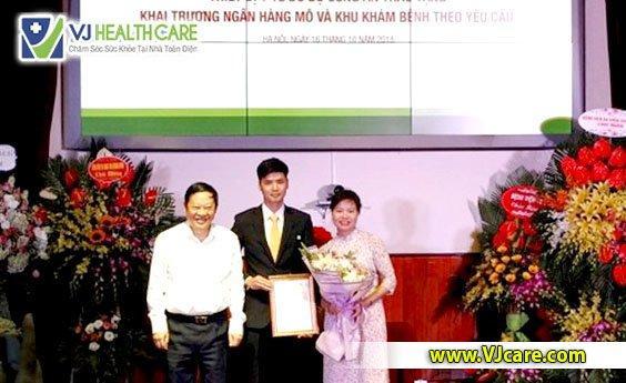 Bệnh viện Việt Đức đưa Ngân hàng mô đầu tiên ở Việt Nam vào hoạt động. Hình ảnh: SGGP  Việt Nam khai trương ngân hàng mô đầu tiên phục vụ ghép tạng b   nh vi   n vi   t      c ng  n h  ng m   gh  p t   ng hi   n t   ng