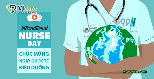 Chuc mung ngay quoc te dieu duong International Nurses Day