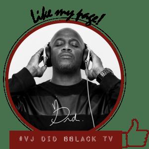 VJ DID logo -Follow me